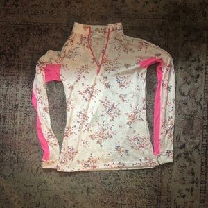 It's a Haggerty's Sun Shirt Pink Cherry Blossom